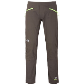 The North Face M's Corona Climbing Pant Black Ink Green
